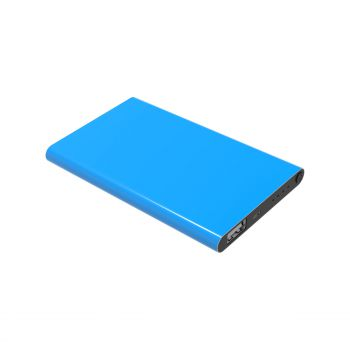Powerit-Now Powerbank 4000 mAh, Light Blue
